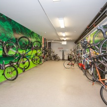 Bike Shop and Storage